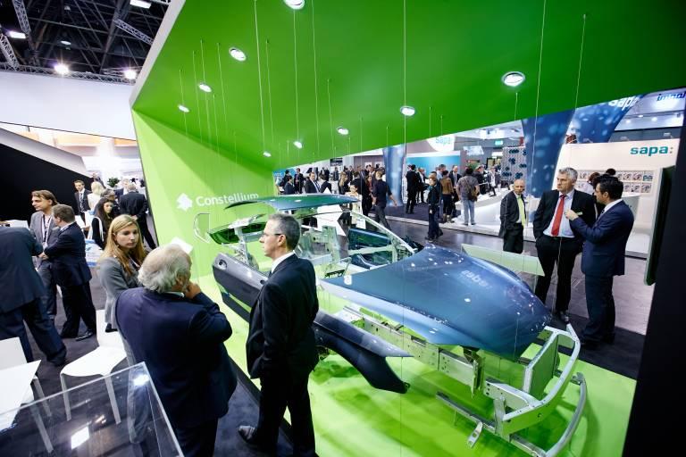 2016 wird die Fachmesse Aluminium den Fokus auf die Themen Leichtbau, Ressourcen- und Kosteneffizienz legen.
