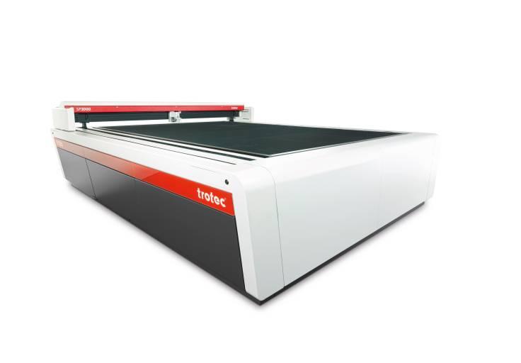 """Der Lasercutter SP3000 wurde mit dem iF Design Award in der Kategorie """"Product"""" ausgezeichnet."""