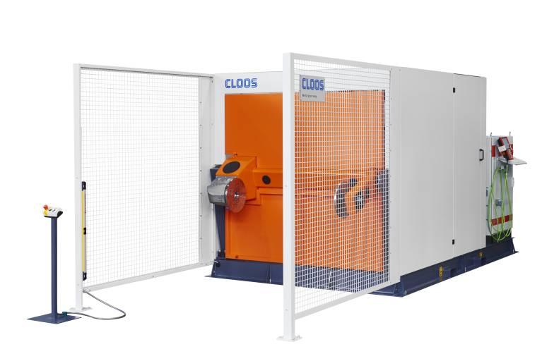 Die neue QIROX-Kompaktzelle bietet zahlreiche neue Features, um kleine Bauteile effizient automatisiert zu schweißen.