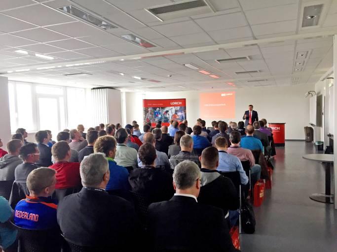 Das Symposium war mit mehr als 100 Teilnehmern ausgezeichnet besucht.