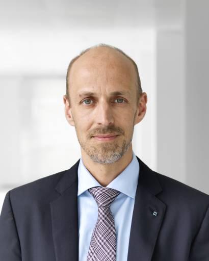 Peter Leibinger, Stellvertretender Vorsitzender der Geschäftsführung der TRUMPF GmbH + Co. KG und Vorsitzender des Geschäftsbereichs Lasertechnik/Elektronik