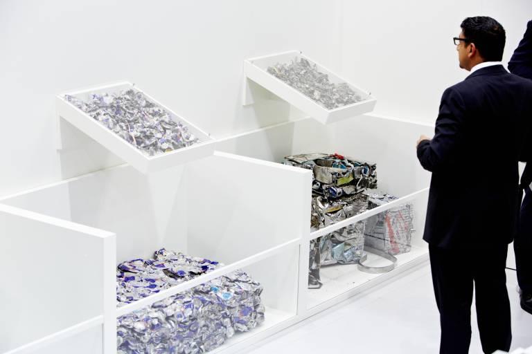 Das Aluminium-Recycling wird immer mehr zum Schlüsselfaktor in der Aluminium-Wertschöpfungskette.