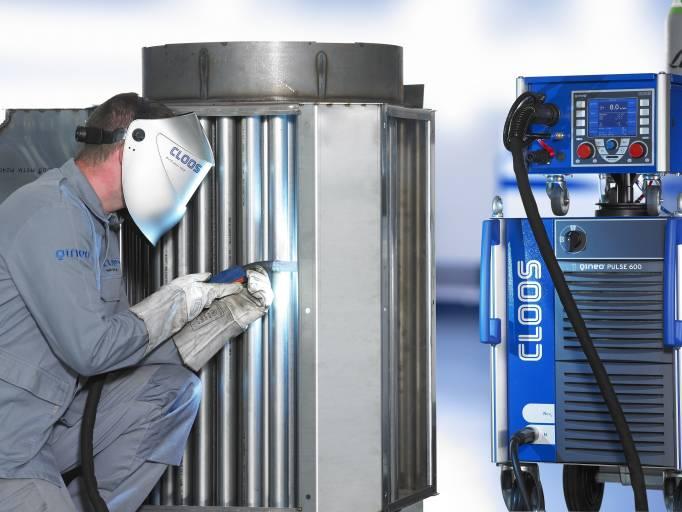 Die hochwertigen QINEO-Stromquellen wurden speziell für das Schweißen im gewerblichen und industriellen Einsatz entwickelt.