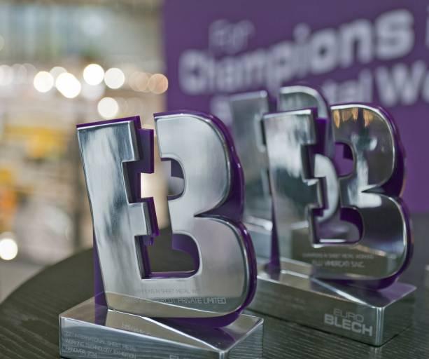"""Nach dem großen Erfolg des Wettbewerbs im Jahr 2014 präsentiert die EuroBLECH 2016 nun den diesjährigen Wettbewerb """"Die nächste Generation der Blechbearbeitung""""."""