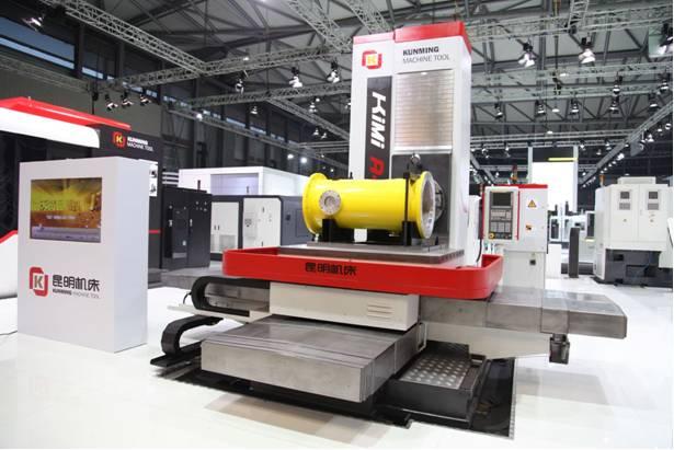 KMTC Bohrwerke werden künftig in Europa von Schiess vertrieben.