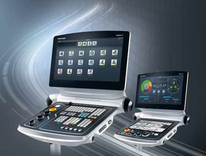 Ein zentraler Baustein der kundenorientierten Digitalisierungsstrategie von DMG MORI ist das App-basierte CELOS®-System.