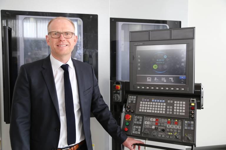 Als einziger Hersteller weltweit liefert Okuma von der CNC-Maschine über die Motoren und Spindeln bis hin zur Steuerung alles aus einer Hand.   Andreas Lemaire, Area Sales Manager, Okuma Europe GmbH