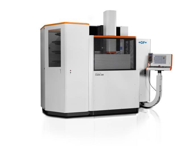 Senkerodiermaschine AgieCharmilles FORM 200 von GF Machining Solutions.