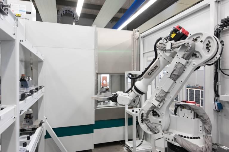 Die Automation hat das Unternehmen Gibas ausgelegt. Auch weil man in der Lage war, die gewünschte Software von Soflex problemlos zu integrieren.
