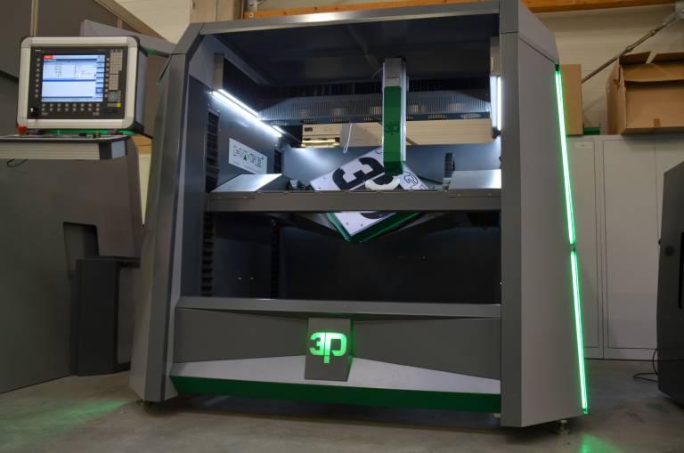 Auf der Formnext im November wird der Prototyp des Druckers live zu sehen sein und sein Können den Besuchern demonstrieren.