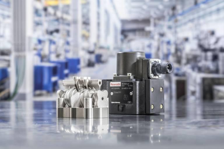 3D-Druckverfahren unterstützen die variantenreiche Fertigung.