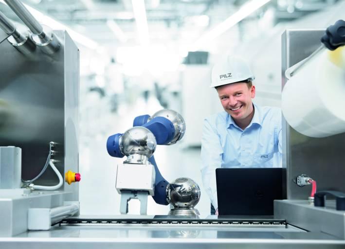 Jede Roboter-Applikation erfordert eine eigene sicherheitstechnische Betrachtung. Mit einem neuen Seminar vermittelt Pilz das notwendige Fachwissen.