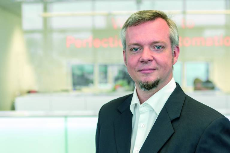 Dr. Dietmar Bruckner vertritt B&R im Technical Advisory Council der OPC Foundation.