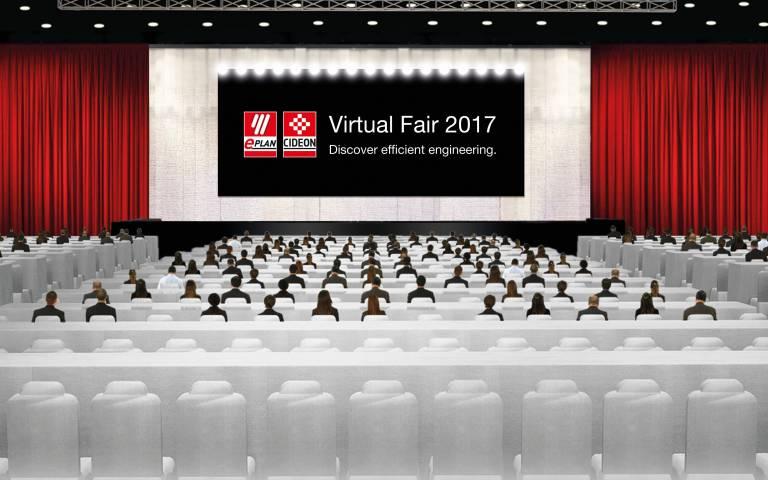 """Unter dem Motto """"Discover efficient engineering"""" findet die zweite virtuelle Messe von Lösungsanbieter Eplan und Schwesterfirma Cideon am 21. März statt."""