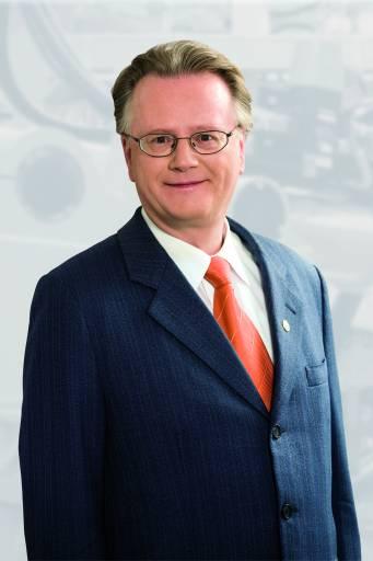 Andreas Lapp ist Vorstandsvorsitzender der Lapp Holding AG.