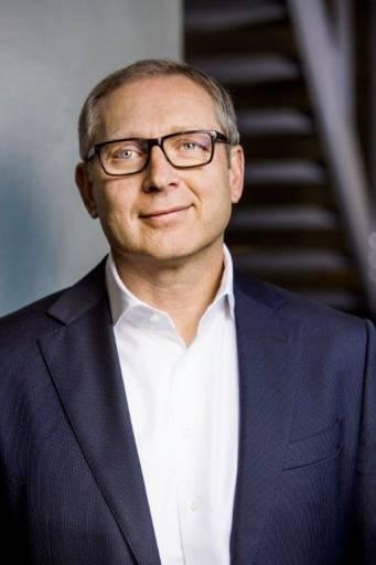 Jürgen von Hollen, Präsident von Universal Robots.