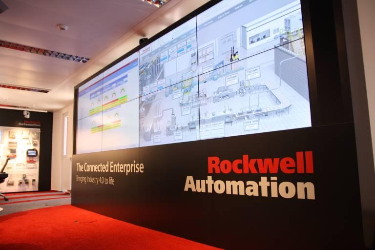 Den Nutzen von Industrie 4.0 live erleben:  Rockwell Automation eröffnet in Karlsruhe erstes Kompetenzzentrum für Connected Enterprise in EMEA.