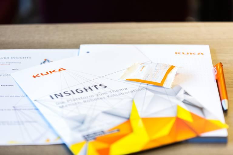 Beim 2. Kuka Insights-Event in Linz stehen österreichische Automationslösungen aus der Praxis im Fokus.