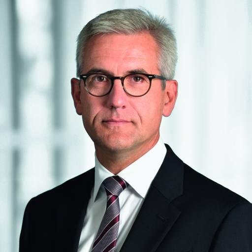 Ulrich Spiesshofer, CEO von ABB