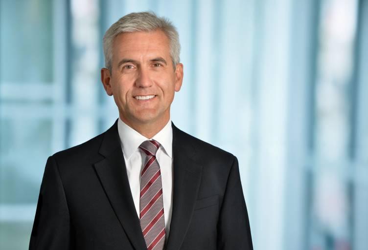 Ulrich Spiesshofer, CEO von ABB.
