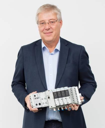 Günther Csencsits hat das Product Market Management für das neue Motion Terminal bei Festo Österreich übernommen.