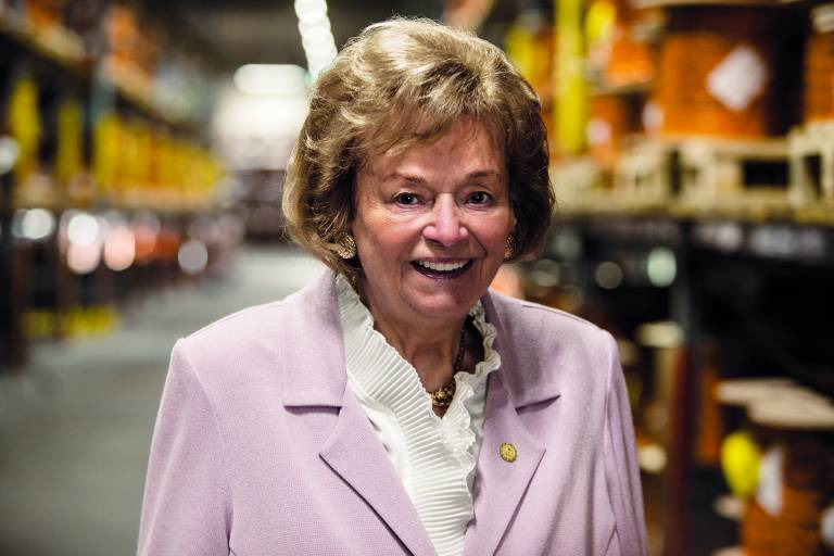 Die Unternehmensgründerin Ursula Ida Lapp übernimmt den Ehrenvorsitz des Aufsichtsrats der U.I. Lapp GmbH.