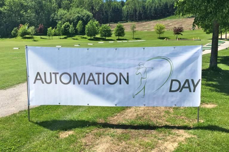 Der  nächste Automation Golf Day findet am 9. Juni 2018 im Golfpark Klopeiner See in Kärnten wieder statt.