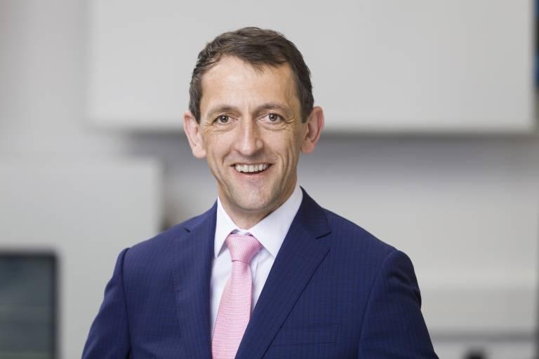 Ralph Engel, Geschäftsführer der eks Engel FOS GmbH & Co. KG.