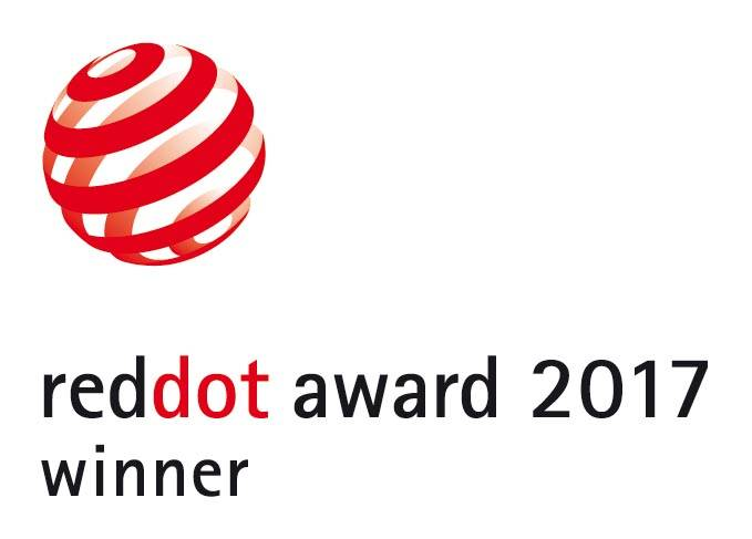 Vier Red Dot Design Awards für Festo.