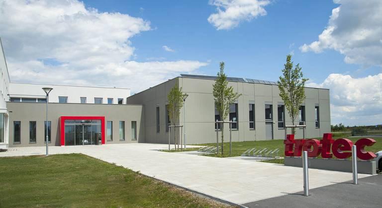 Trotecs Green Building-Headquarter in Marchtrenk (OÖ). (Bild: Trotec).