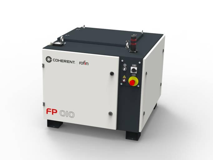Mit seinen Eigenschaften ermöglicht der FP 010 präzises Abtragen bei gleichzeitig hohem Durchsatz sowohl in der Solarindustrie als auch in vielen anderen Industriebereichen.