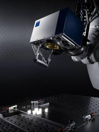 Trumpf erhält den Supplier Award für das neu entwickelte Laserschweißverfahren, das sensorbasiert arbeitet und Bauteilschwankungen während des Schweißprozesses selbstständig ausgleicht.