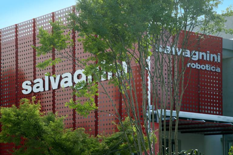 Salvagnini Robotica – das neue Werk in Brendola.