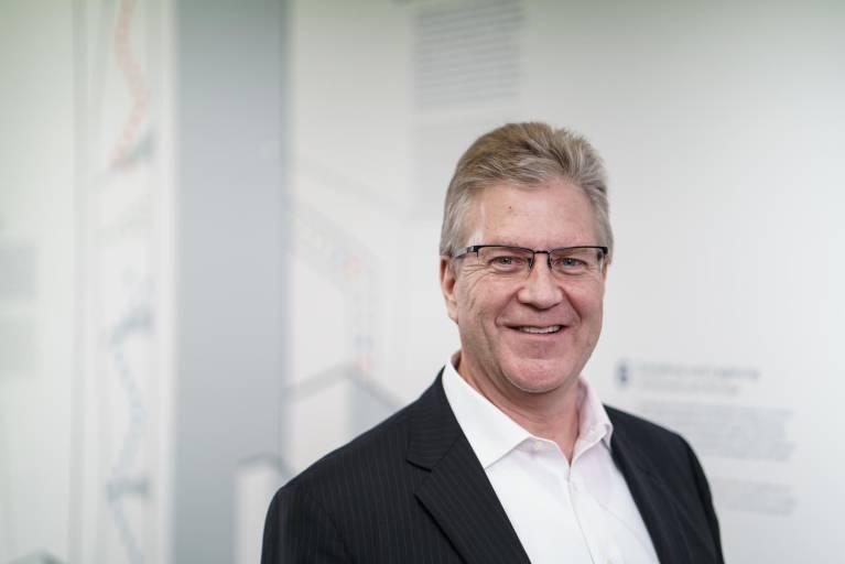 John Emholz übernimmt den Global CEO-Posten bei Messer Cutting Systems sowie interimsmäßig auch die CEO-Stellung für den Bereich Europa. (Foto: Messer Cutting Systems)