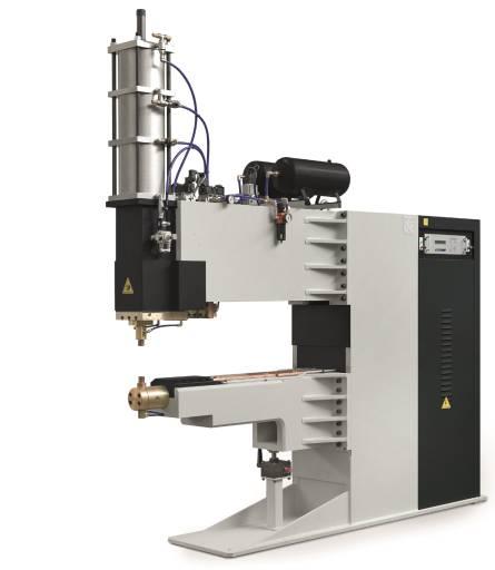 PPN Schweißmaschine für Aluminium Segmente: SILA MF200LG