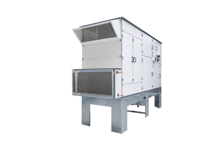 Die AL-KO Fume Unit (AFU-ECO) setzt auf 100 Prozent Frischluft.