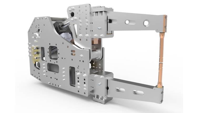 Die DeltaCon-Zangen sind modular aufgebaut. So können Anwender flexibel eine Vielzahl von Schweißaufgaben lösen.