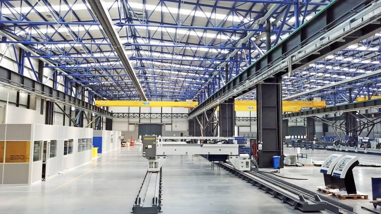 TTM Laser entwickelt 3D-Lasersysteme zum Schneiden von Rohren und Profilen sowie zum Schweissen von Blechen in großen Formaten.