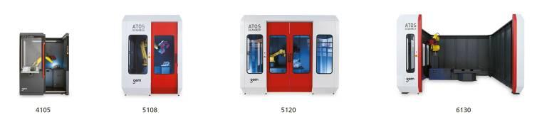 Die ATOS ScanBox ist nicht ortsgebunden, sondern kann innerhalb von ein bis zwei Tagen aufgebaut und in Betrieb genommen werden.