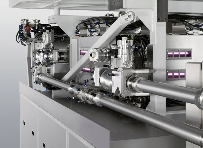 Die Low-Power-CO²-Laser von Access Laser dienen mit ihrem Laserlicht als Strahlquelle, die zusammen mit den Trumpf-Laserverstärkern in EUV-Anlagen zum Einsatz kommen.