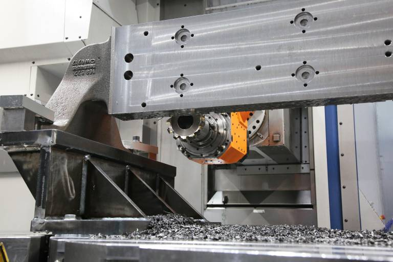 Mit der neuen BFR 23 von Reiden ist die Franz Leitner GmbH bestens für die Zukunft gerüstet.