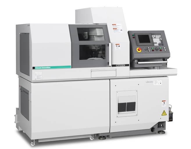 Neuste Faserlaser-Technologie und bewährte Drehkompetenz: Die Cincom L20 vereint beide Vorteile und macht sich damit zum Arbeitspferd in der Medizintechnik.