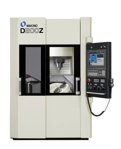 Das neueste Modell der D-Serie ist vor allem dann eine interessante Option, wenn bei geringem Platzbedarf hohe Oberflächengüte, Präzision und Produktivität gefordert sind.