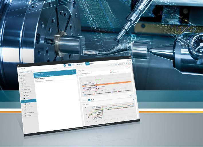 Mit Manage MyMachines stellt Siemens seine erste MindSphere-Applikation für die Werkzeugmaschine vor. Siemens wird auf dem gesamten Ausstellungsgelände etwa 200 Werkzeugmaschinen mit Manage MyMachines an sein offenes IoT-Betriebssystem MindSphere an die Cloud anbinden.