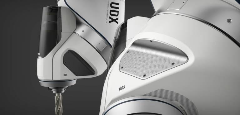 Der neue UDX-Universalfräskopf von Nicolás Correa, soll höchste Leistungseigenschaften bei maximaler Flexibilität besitzen.