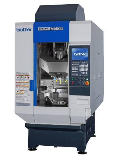 Das 5-Achs Bearbeitungszentrum Speedio M140X2 wurde auf der EMO vorgestellt und vereint Drehen und Fräsen in einem Prozess.