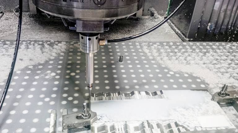 Air Turbine Spindeln® bieten effiziente Mikrobearbeitung bei maximalen Drehzahlen.