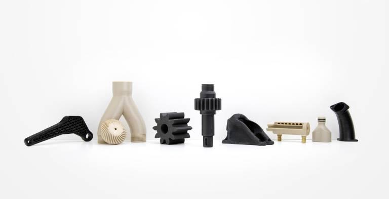 Erst seit einigen Jahren ist es möglich, PEEK mit Additiver Fertigung wie 3D-Druck-Technologien zu verarbeiten.