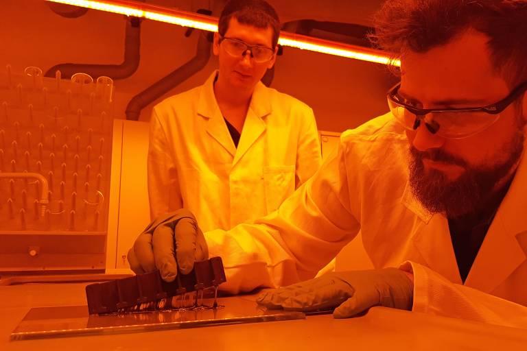 Die Hot Lithography, entwickelt von Cubicure, ermöglicht erstmals den Einsatz hochmolekularer chemischer Ausgangsstoffe für den Präzisions-3D-Druck und schafft dadurch Bauteile mit ungeahnter Materialqualität.