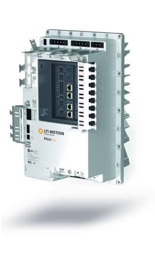 LTI Motion forciert die Markterweiterung im Bereich Windenergie und präsentiert den neuen Servoregler PitchOne.